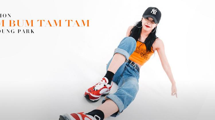 【1M】Minyoung Park编舞《Bum Bum Tam Tam》