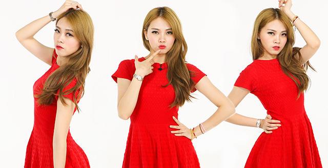 Melody老师教你跳BoA《Kiss My Lips》MTV舞蹈教学上集