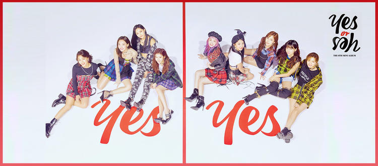 twice《yes or yes》