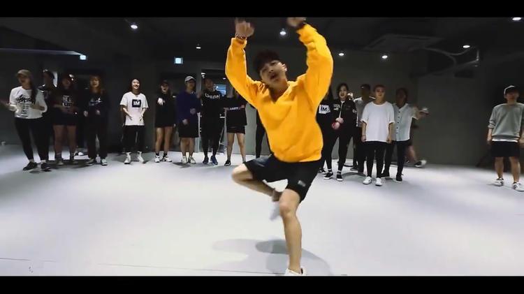 Junsun Yoo《Okey Dokey》编舞教学