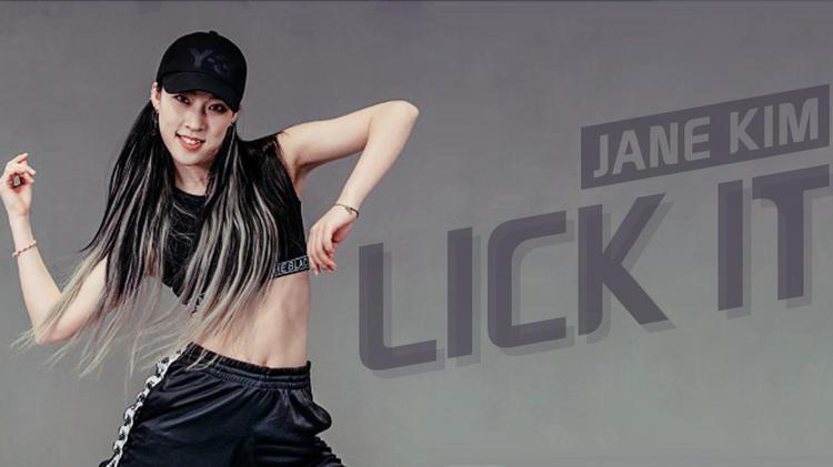 Jane Kim编舞《LICK IT》