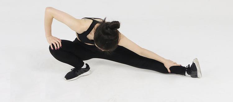下肢拉伸训练