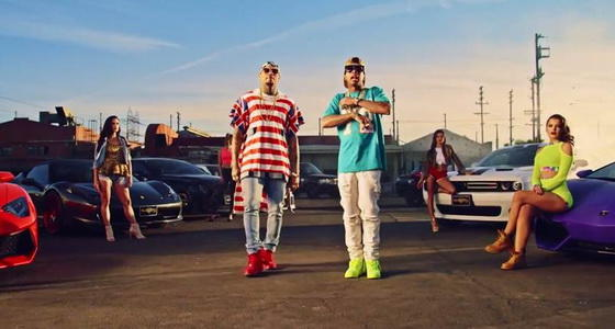 Chris Brown & Tyga《Ayo》编舞教学