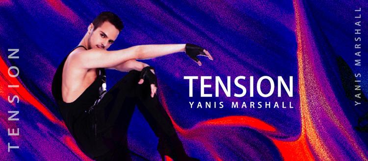 【红房子】Yanis Marshall 编舞《tension》