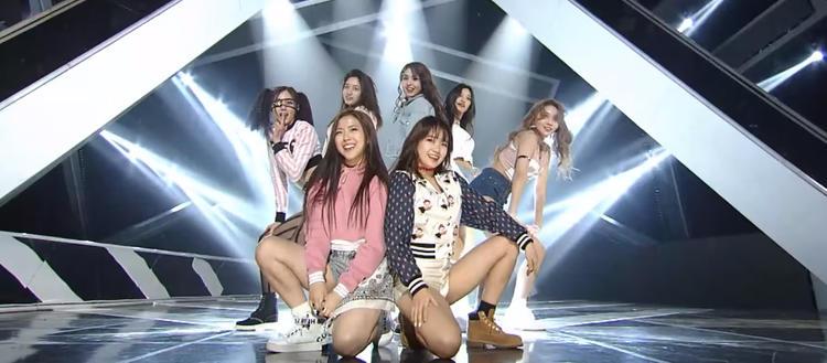 Produce101《Bangbang》舞蹈教学