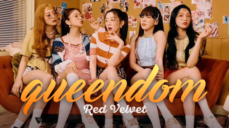 Red Velvet《Queendom》