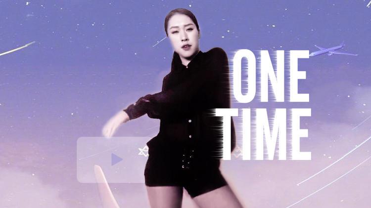 【1M】Jane Kim编舞《One Time》