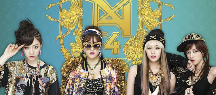 T-ara《N4》编舞版