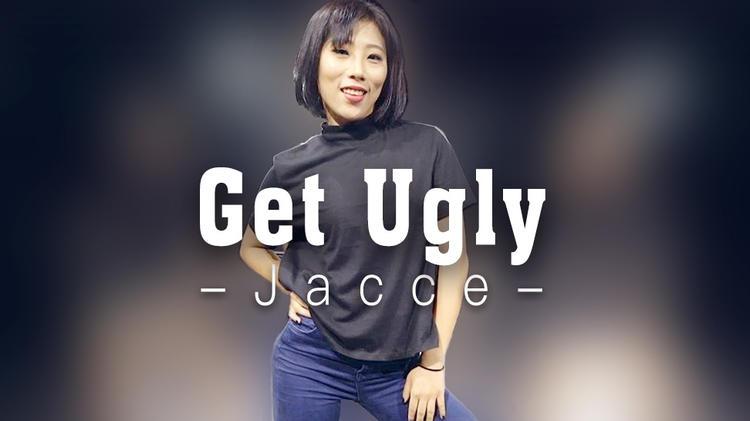 JC编舞Jason derulo《get ugly》