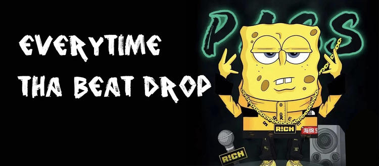 swag基础片段《Beat drop》