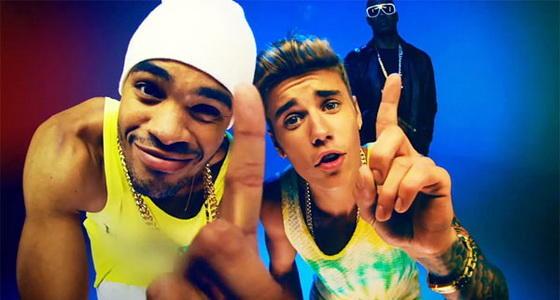 Justin Bieber《Lolly》原版副歌舞蹈教学
