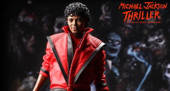 无法超越的经典 MJ 《Thriller》舞蹈教学 最原汁原味的僵尸舞