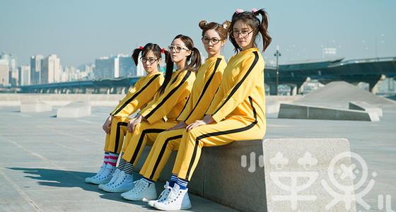 T-ara韩国版《小苹果》原版舞蹈教学