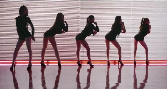 Fiestar《You're Pitiful》原版完整舞蹈教学