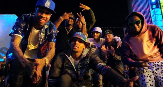 Chris Brown 《Loyal》编舞教学