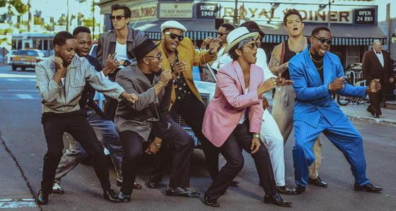 火星哥火爆单曲《Uptown Funk》原版舞蹈教学