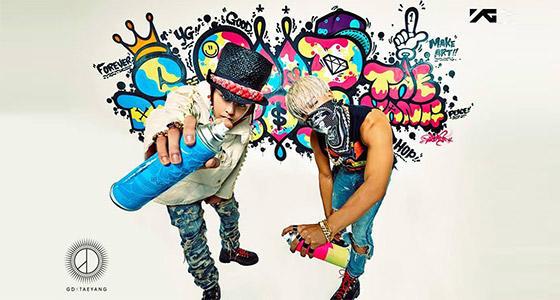 GD X TAEYANG嘻哈新作《GOOD BOY》原版舞蹈教学