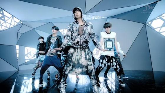 EXO《History》原版舞蹈教学 第二部分